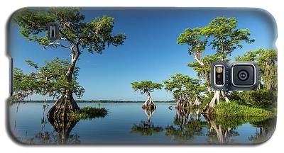 Spring Vistas At Lake Disston Galaxy S5 Case