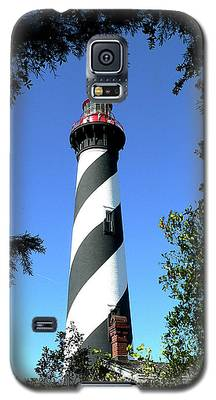 St. Augustine Light Tower Galaxy S5 Case