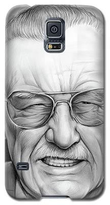 Stan Lee Galaxy S5 Case