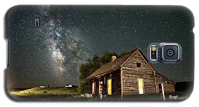 Star Valley Cabin Galaxy S5 Case