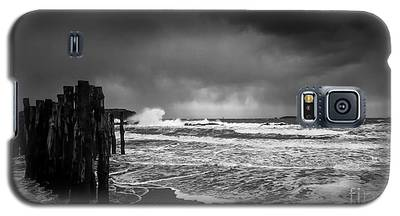 Storm In Saint-malo Galaxy S5 Case