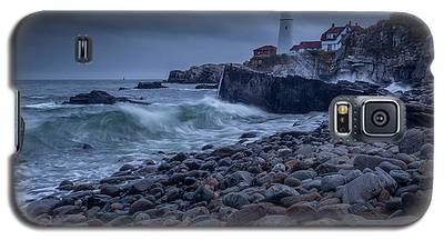 Stormy Lighthouse Galaxy S5 Case