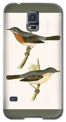 Warbler Galaxy S5 Cases
