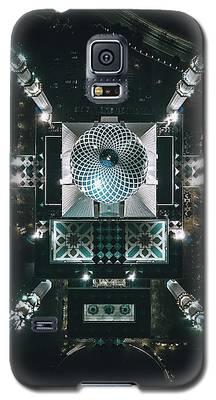 Sultan Mosque Galaxy S5 Case