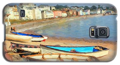 Summer In Dawlish Galaxy S5 Case