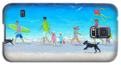 Summer Vacation Time Galaxy S5 Case