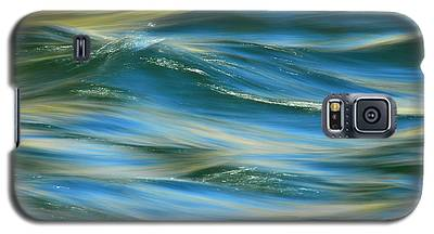 Sunlight Over The River Galaxy S5 Case