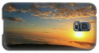 Sunrise On Cadillac Mountain Galaxy S5 Case