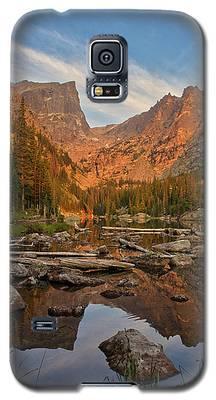 Sunrise On Dream Lake Galaxy S5 Case