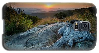Sunrise Stump Galaxy S5 Case