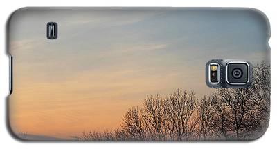 Fall Sunset Galaxy S5 Case