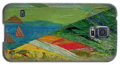 Sunset Sails 3 Galaxy S5 Case