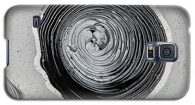 Swirls Galaxy S5 Case