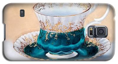 Teacup Galaxy S5 Case