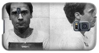 Ted Bundy Mug Shot 1975 Horizontal  Galaxy S5 Case