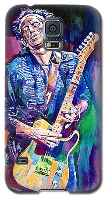 Keith Richards Galaxy S5 Cases