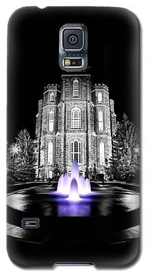 Temple Fountain  Galaxy S5 Case