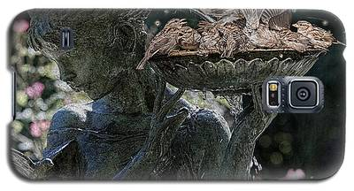 The Bird Bath Galaxy S5 Case