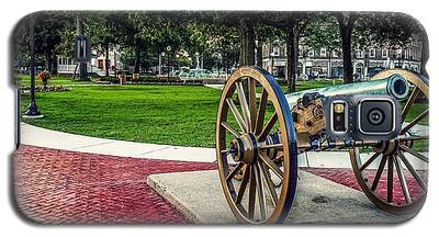 The Cannon In The Park Galaxy S5 Case
