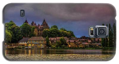The Castle Of F.r. Chateaubriand Galaxy S5 Case