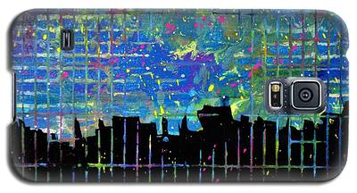 The City Galaxy S5 Case