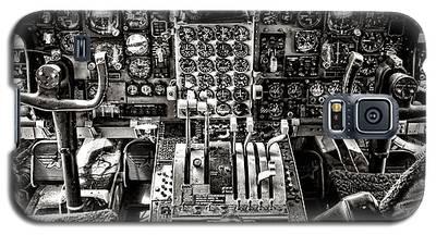 The Cockpit Galaxy S5 Case