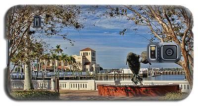 The Downtown Bradenton Waterfront Galaxy S5 Case
