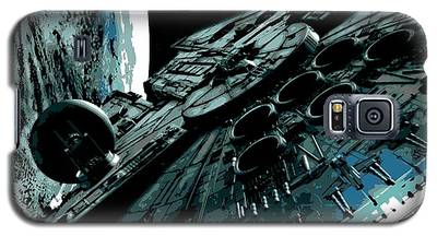 Space Ships Galaxy S5 Cases