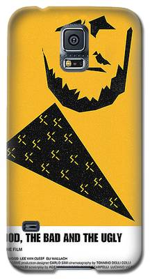 The Good Bad Ugly Clint Eastwood Poster Galaxy S5 Case