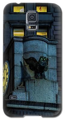 The Herald Square Owl Galaxy S5 Case
