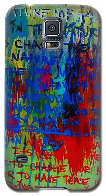 The Idea Galaxy S5 Case