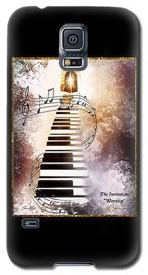 The Invitation- Worship Galaxy S5 Case