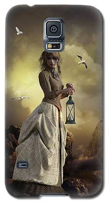 The Lighthouse Keeper's Daughter Galaxy S5 Case