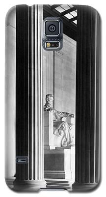 Lincoln Memorial Galaxy S5 Cases