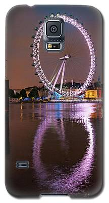 London Eye Galaxy S5 Cases