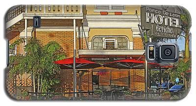 The Ponce De Leon Hotel Galaxy S5 Case