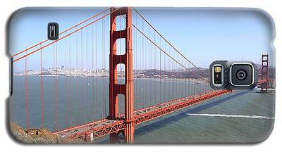 The San Francisco Golden Gate Bridge 7d14507 Galaxy S5 Case