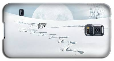 The Silver Fox Galaxy S5 Case