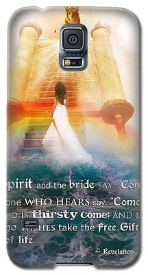 The Spirit And The Bride Galaxy S5 Case
