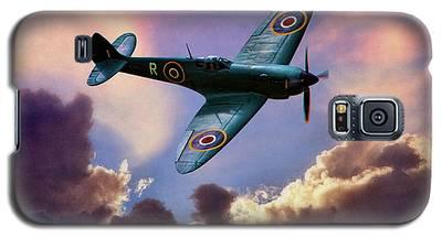 The Supermarine Spitfire Galaxy S5 Case