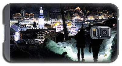 The Walk Into Town- Galaxy S5 Case