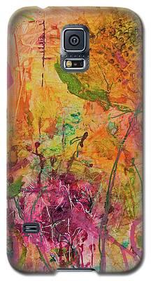Think Pink Galaxy S5 Case