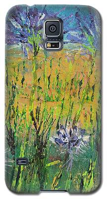 Thistles Too Galaxy S5 Case