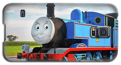 Thomas The Train Galaxy S5 Case