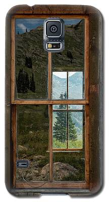 Through Yonder Window Galaxy S5 Case
