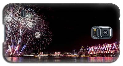 Thunder Over Louisville Galaxy S5 Case