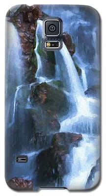 Timberline Falls Galaxy S5 Case