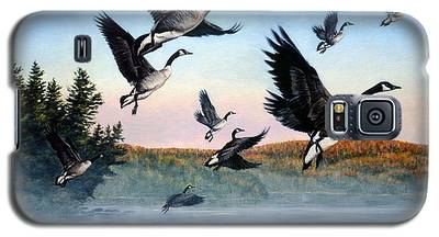 Goose Galaxy S5 Cases
