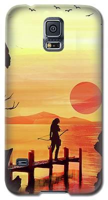 Tomb Raider Galaxy S5 Case