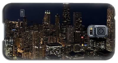 Trump Hotel Galaxy S5 Case